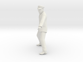 Printle T Homme 185 - 1/24 - wob in White Natural Versatile Plastic