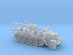 1/144 Famo Sdkfz. 9  with 5 ton crane in Smooth Fine Detail Plastic