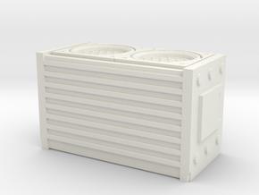 HEPA Air Filtration Unit 1/24 in White Natural Versatile Plastic