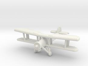 1/285 Fairey Swordfish in White Natural Versatile Plastic