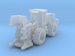JD 843L feller buncher in Smoothest Fine Detail Plastic: 1:200