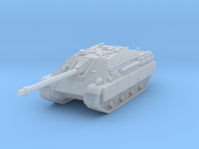Jagdpanther early (schurzen) 1/285 in Smooth Fine Detail Plastic