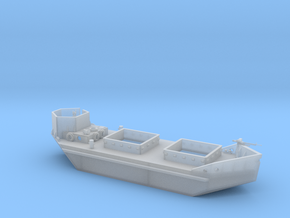 1/72nd scale Ladoga Tender, armoured in Smooth Fine Detail Plastic