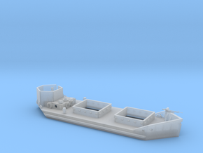1/72nd scale Ladoga Tender, armoured (wline) in Smooth Fine Detail Plastic