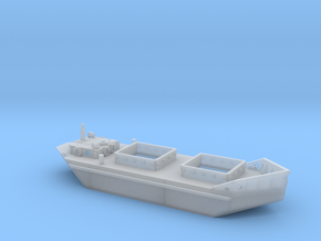 1/285th scale Ladoga Tender in Smooth Fine Detail Plastic