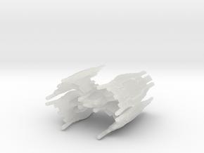 Regent T3 ( Sentinel ) in Smooth Fine Detail Plastic
