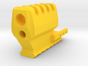 J.W. Frame Mounted Compensator for CZE and XBG in Yellow Processed Versatile Plastic