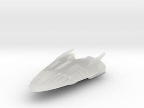 Slipstream III-B in Smooth Fine Detail Plastic