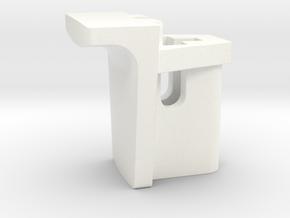 Bally Sling Shot Arm Cover Plastic C-1062 in White Processed Versatile Plastic