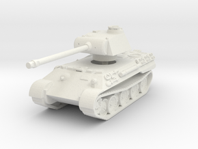 Panther A 1/120 in White Natural Versatile Plastic