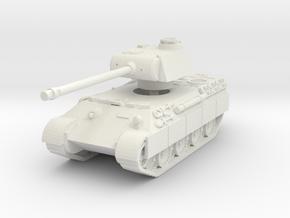 Panther A (schurzen) 1/56 in White Natural Versatile Plastic