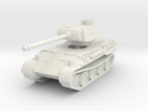 Panther D 1/56 in White Natural Versatile Plastic