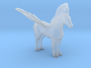 Pegasus 1/60 DnD miniature fantasy games and rpg in Smooth Fine Detail Plastic
