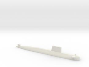 Agosta 70 SSK, 1/1250 in White Natural Versatile Plastic