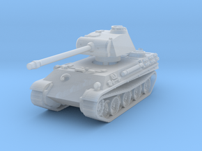 Panther G 1/160 in Smooth Fine Detail Plastic