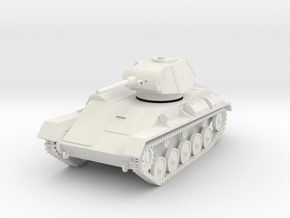 PV198 T-70 Light Tank (1/48) in White Natural Versatile Plastic
