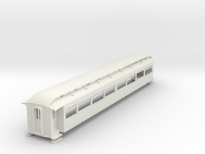 o-76-ly-d96-southport-emu-trailer-3rd-coach in White Natural Versatile Plastic