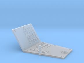 trxu08-01 Traxxas UDR Interior Center Console in Smooth Fine Detail Plastic