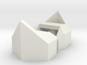 elita orthia knee x2 in White Natural Versatile Plastic