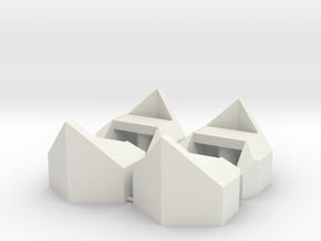 elita orthia knee x4 in White Natural Versatile Plastic