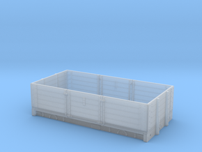 4mm - MR D299 - 5 Plank Open in Smooth Fine Detail Plastic