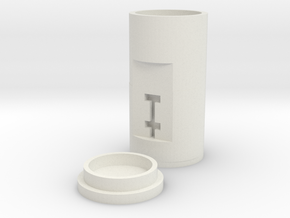 RSNewBasicsM in White Natural Versatile Plastic