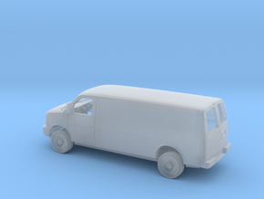 1/160 2003-Present Chevy Express Ext. Sliding D. P in Smooth Fine Detail Plastic