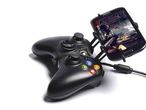 Controller mount for Xbox 360 & Oppo Find X2 Pro in Black Natural Versatile Plastic