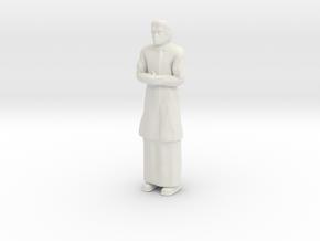 Zira - HO in White Natural Versatile Plastic