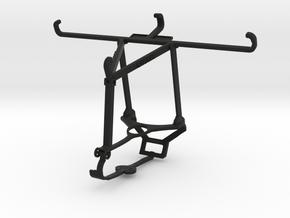 Controller mount for Steam & Oppo Reno3 Pro 5G - T in Black Natural Versatile Plastic