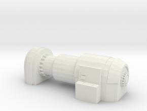 Power Generator 1/35 in White Natural Versatile Plastic