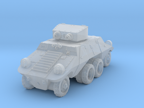 Steyr ADGZ scout car in Smoothest Fine Detail Plastic: 1:160 - N