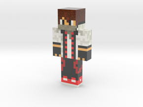 NEW Blade (no hood) | Minecraft toy in Glossy Full Color Sandstone