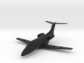 Embraer Phenom 100 in Black Natural Versatile Plastic: 1:82