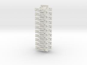 Truck_HOn2 x10 in White Natural Versatile Plastic