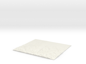Allgäu in White Natural Versatile Plastic