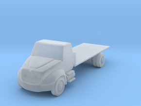 Durastar Flatbed Truck - Nscale in Smooth Fine Detail Plastic