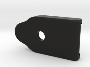 G42 Base Plate in Black Natural Versatile Plastic