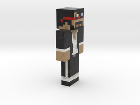12cm | CaptainSparklez in Full Color Sandstone