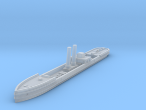 1/1000 CSS Tallahassee in Smoothest Fine Detail Plastic
