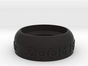 M2-Zoom-X2+ in Black Natural Versatile Plastic