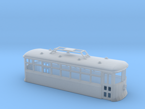 Pacific Electric Class 340 'Cootie' Car in Smooth Fine Detail Plastic