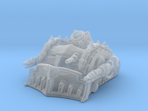 Traitor Plague Tank 6mm Epic miniature Vehicle sci in Smooth Fine Detail Plastic