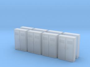Double Locker (x8) 1/160 in Smooth Fine Detail Plastic