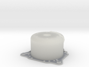 "1/24 Lenco 8.625"" Dp Bellhousing (No Starter Mnt) in Smooth Fine Detail Plastic"