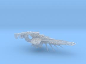 Arc_cruiser in Smooth Fine Detail Plastic