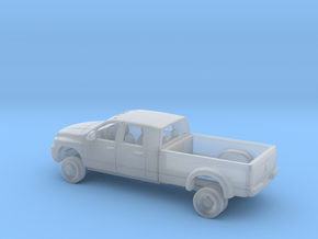 1/160 2006-09 Dodge Ram MegaCab LongBed Dually Kit in Smooth Fine Detail Plastic