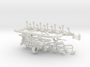1/50th Salford Tandem Flex-trail Moldboard Plow in White Natural Versatile Plastic