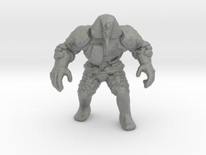 Pharaoh Titan kaiju monster miniature games 52mm in Gray PA12
