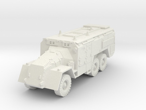 AEC Dorchester 6x6 HP 1/72 in White Natural Versatile Plastic
